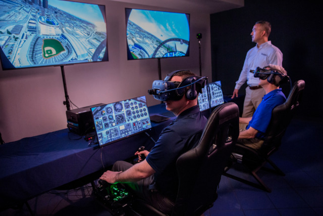 FlightSafety and Global Simulation Awarded a Contract for 10 Mixed Reality Training Systems